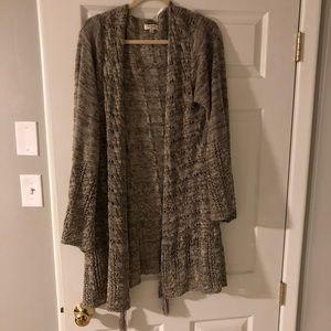 Umgee size large cardigan/sweater